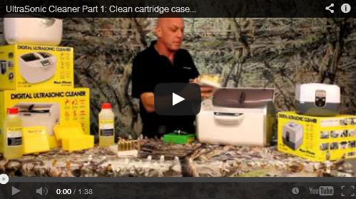 Ultrasonic Cleaners Part 1